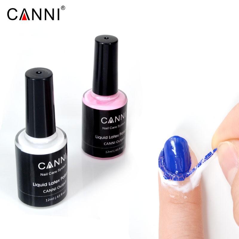 Latex Lichid CANNI 12ml White baseone.ro