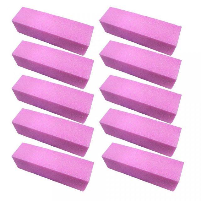 Pile Buffer Roz Set 10 -granulatie medie baseone.ro