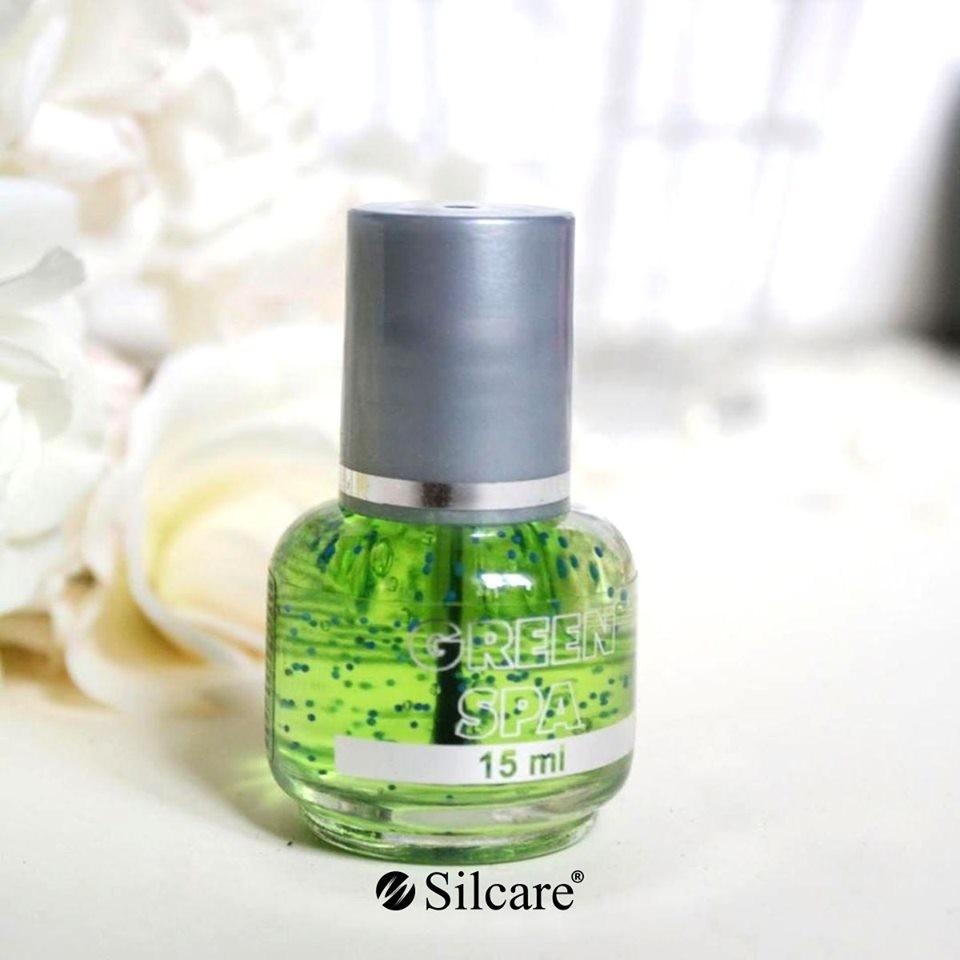 Tratament Balsam Green Spa Gel Base One Silcare 15ml baseone.ro