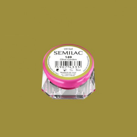 Gel UV Color Semilac Olive Garden 149