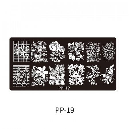 Matrita metalica model PP-19