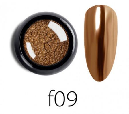 Pigment oglinda metalic F09