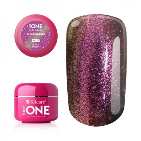 Gel UV Color Base One 5g Cameleon Star Dust 05