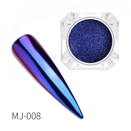 Pigment Coada de Paun Holografic 08