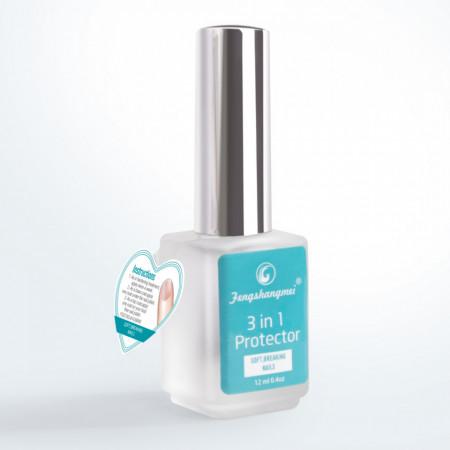 Tratament unghii FSM 3 in 1 Protector 12ml