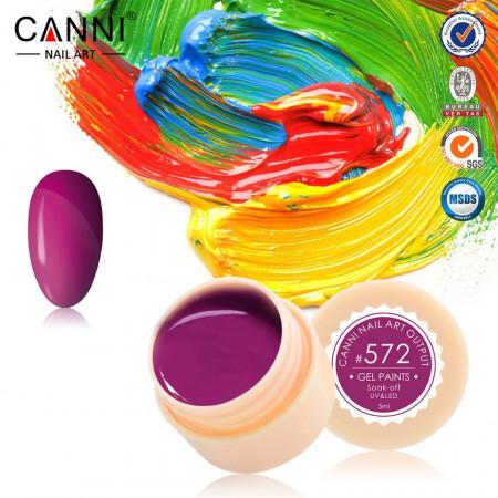 Gel color CANNI 5ml 572