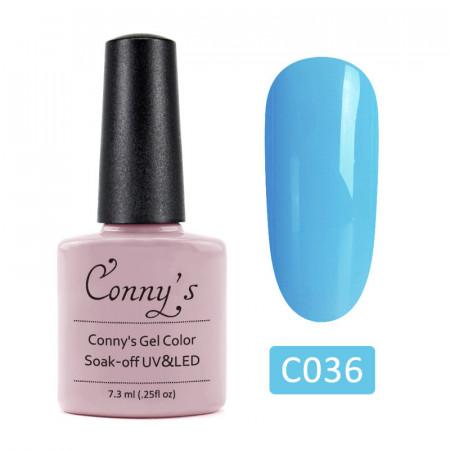 Oja Semipermanenta Soak Off Conny's 7.3ml C036