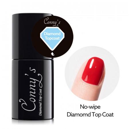 Top Coat Conny's Diamond Top Coat fara degresare 10ml