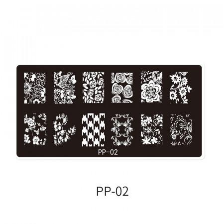 Matrita metalica model PP-02