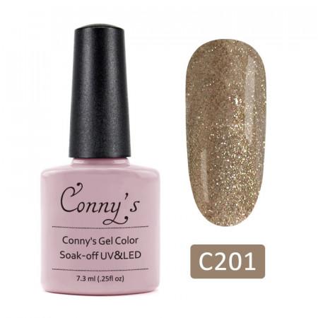 Oja Semipermanenta Soak Off Conny's 7.3ml C201