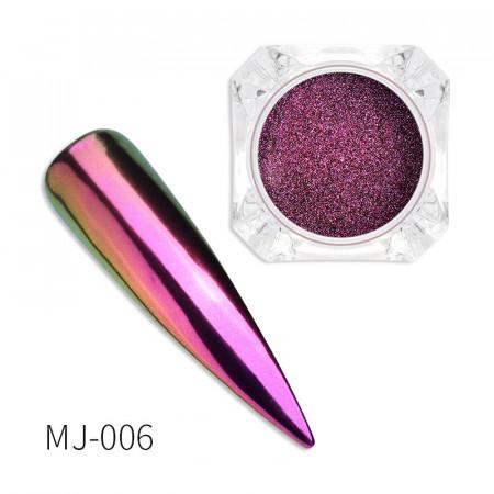 Pigment Coada de Paun Holografic 06