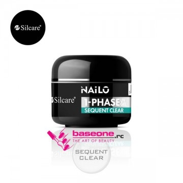 Gel uv Nailo Clear 15g Base One Silcare