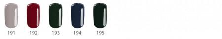 Oja Semipermanenta Flexy Hybrid Gel Silcare 4.5g 195