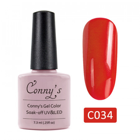 Oja Semipermanenta Soak Off Conny's 7.3ml C034