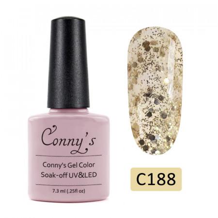 Oja Semipermanenta Soak Off Conny's 7.3ml C188