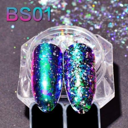 Sclipici Fireworks Chameleon BS01