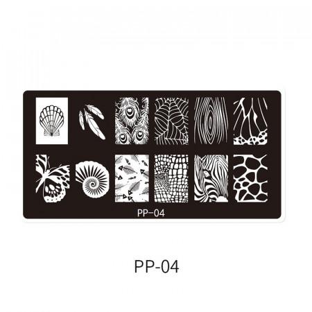 Matrita metalica model PP-04