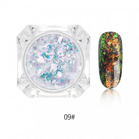 Decor transparent chameleon i001-09