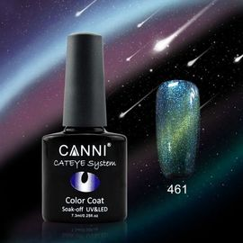 Oja Semipermanenta CANNI CAMELEON-CAT EYES 7,3ml-461