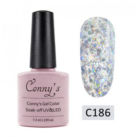 Oja Semipermanenta Soak Off Conny's 7.3ml C186