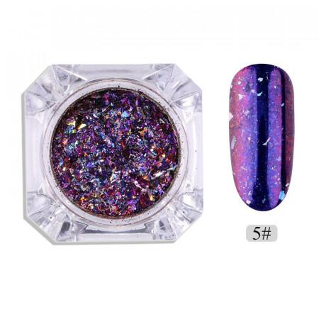 Pudra decor unghii Starlight Cameleon i093-05