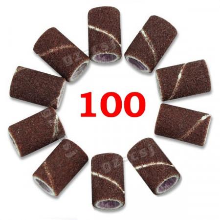 Set 100 butoiase smierghel granulatie mare