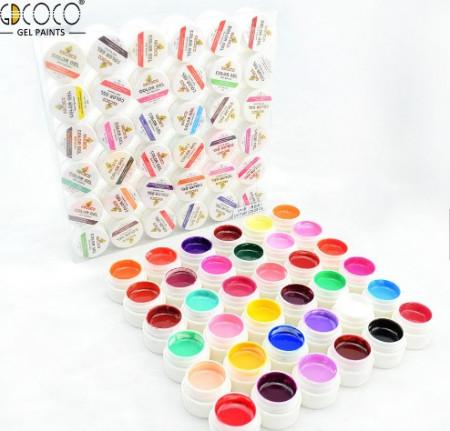 Set 36 Geluri Color GD COCO