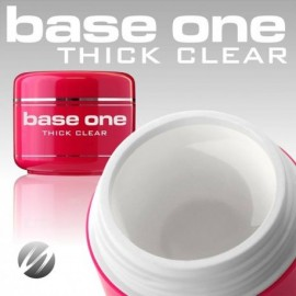 Poze Gel uv Base One Thick Clear-Transparent 15g