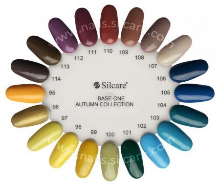 Gel UV Color Base One Autumn Colection Rainy Blue 103