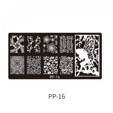 Matrita metalica model PP-16
