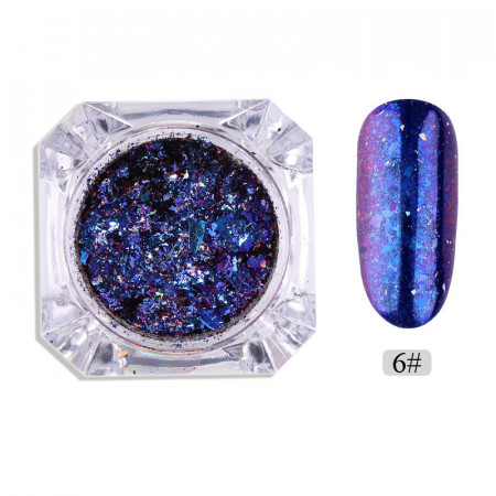 Pudra decor unghii Starlight Cameleon i093-06