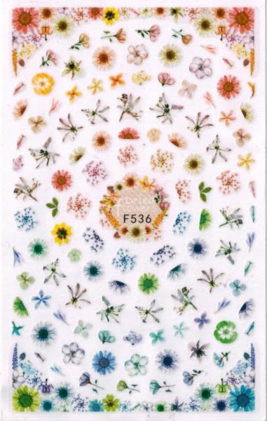 Stiker autoadeziv 12*8cm -f536