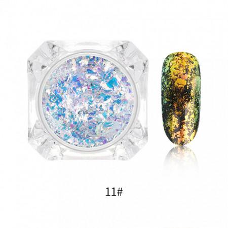 Decor transparent chameleon i001-11