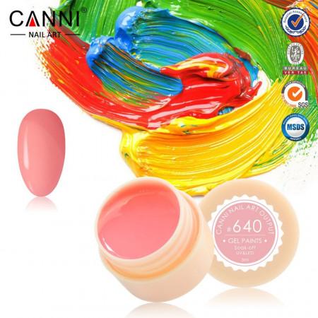 Gel color CANNI 5ml 640