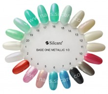 Gel UV Color Base One 5g Metalic Fox 03