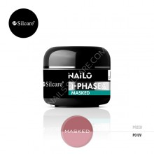 Gel uv Nailo Masked-Vascos 15g Base One Silcare