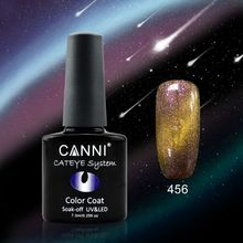 Oja Semipermanenta CANNI CAMELEON-CAT EYES 7,3ml-456
