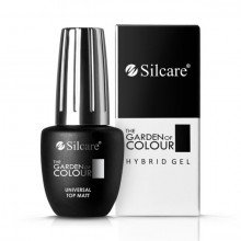 Top Coat MATT Silcare Base One -The Garden Of Colour 9g