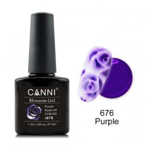 Oja Semipermanenta CANNI Blassom 676 Purple