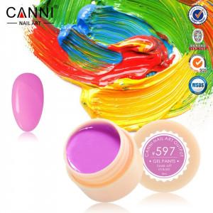 Gel color CANNI 5ml 597