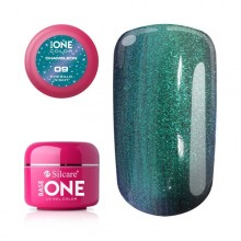 Gel UV Color Base One 5g Cameleon Emeral Night 09