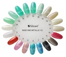 Gel UV Color Base One 5g Metalic Amazon Forest 18