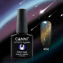 Oja Semipermanenta CANNI CAMELEON-CAT EYES 7,3ml-454