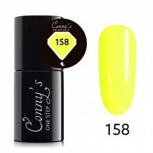 Oja Semipermanenta Conny's One Step 10ml 158 NEON