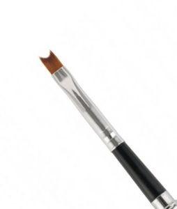 Pensula pentru French V NR 4 LRP maner lemn