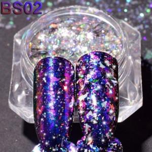 Sclipici Fireworks Chameleon BS02