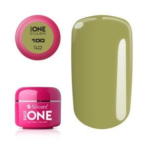 Gel UV Color Base One Autumn Colection Olive Tree 100