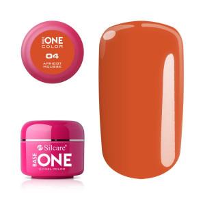 Gel UV Color Base One 5g Apricot Mousse 04
