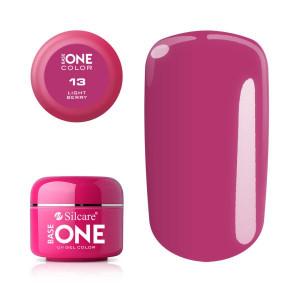 Gel UV Color Base One 5g Light-berry-13
