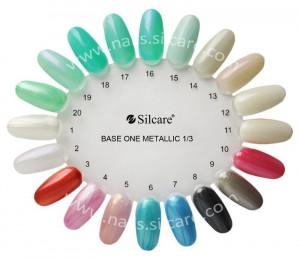 Gel UV Color Base One 5g Metalic Pink Nectar 29